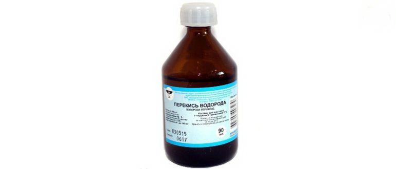 Перекись водорода для полива рассады