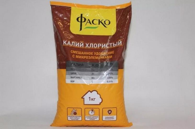 Калий хлористый: для чего применяют, инструкция по применению удобрения калия хлорид