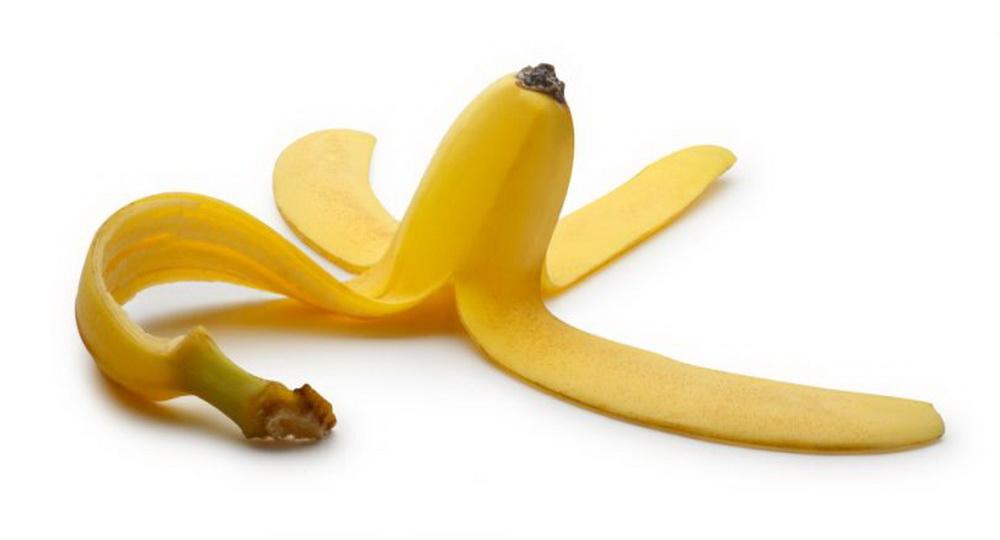 Настой банановых корок