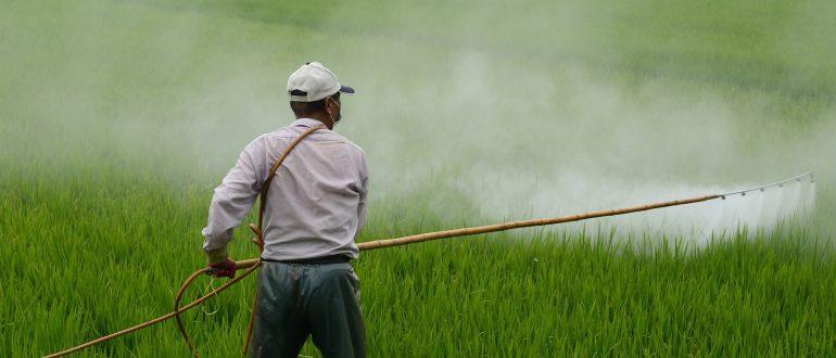 Способы применения гербицидов
